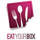 Bénéficiez de remboursements sur vos achats chez Eat your box avec facile2soutenir.fr