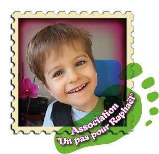 Logo Un pas pour Raphaël
