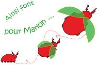 Logo Ainsi Font Pour Marion