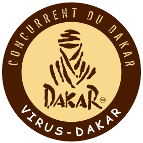 Logo Association Virus-Dakar
