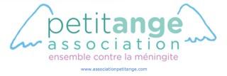 Logo Petit ange ensemble contre la méningite