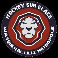 Logo Lions de Wasquehal Lille Métropole