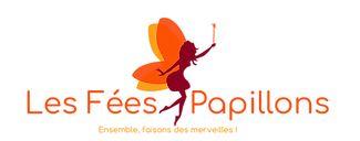 Logo des Fées Papillons